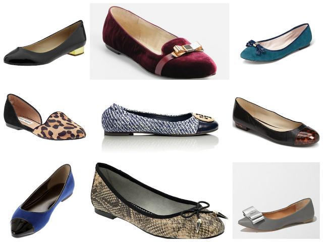 fall for flats.