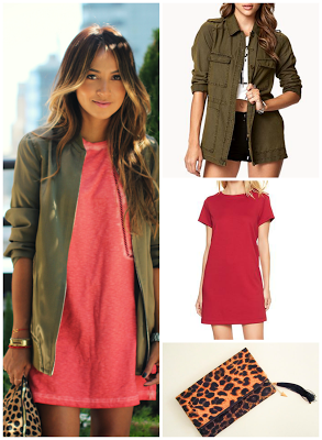 steal her style: casual weekend dress.