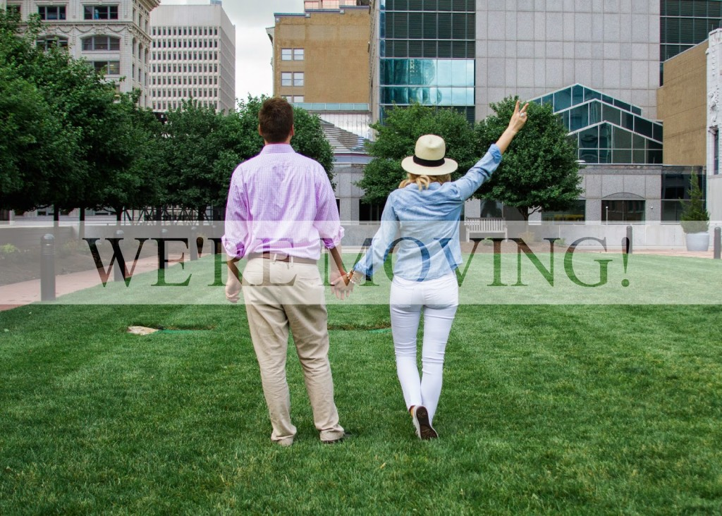 BYE KC – WE'RE MOVING!