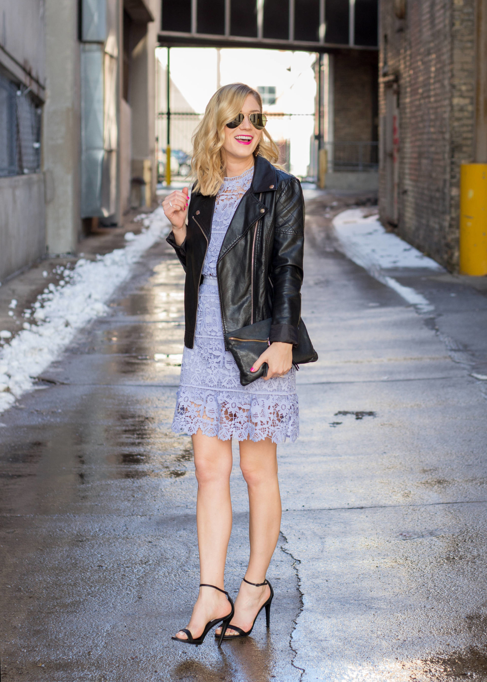 HOW TO WEAR YOUR SPRING DRESSES NOW.