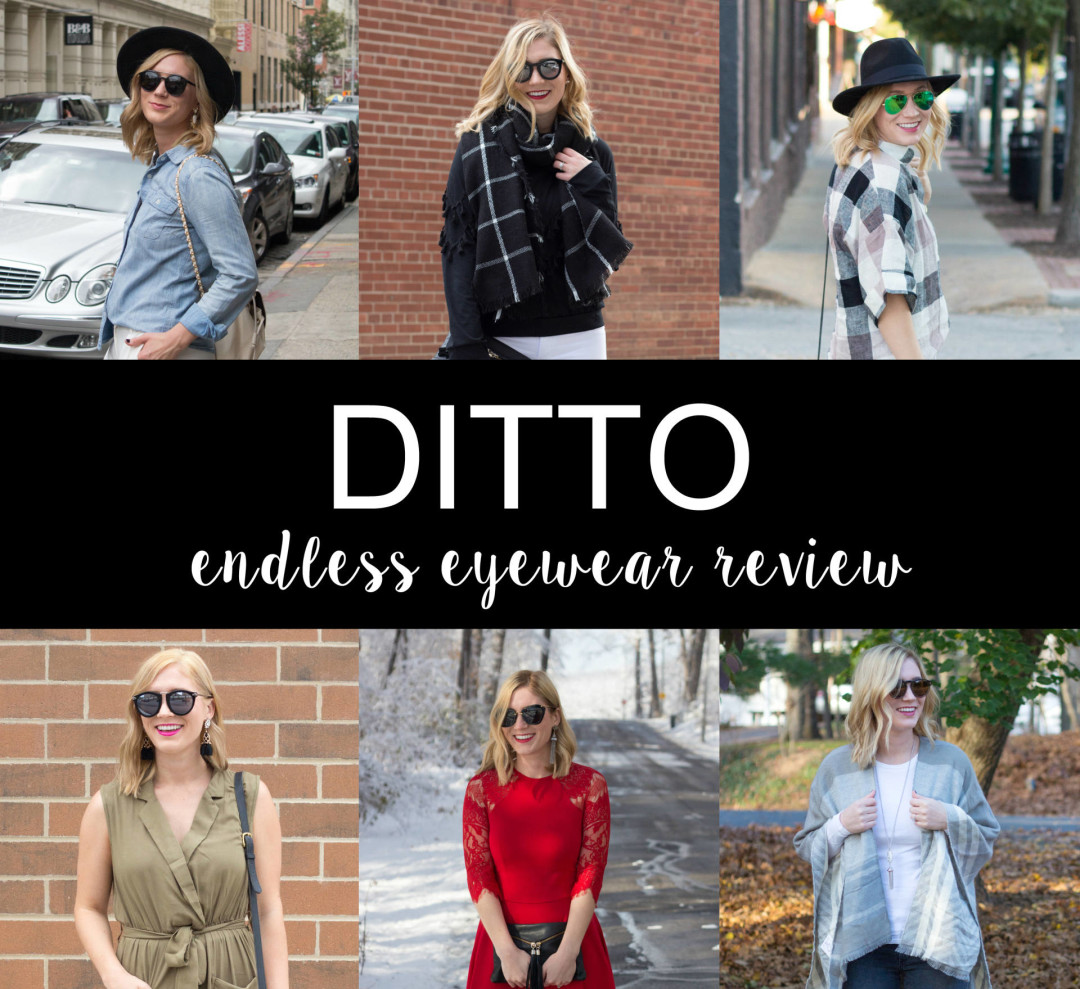 DITTO Endless Eyewear Review + a Free Month for You!