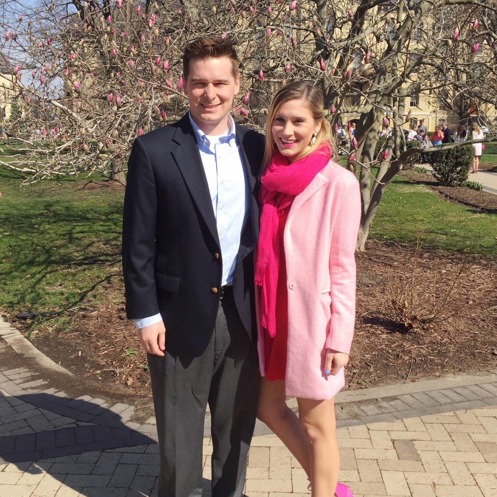 Pink for Easter via @mkminnis_GHL