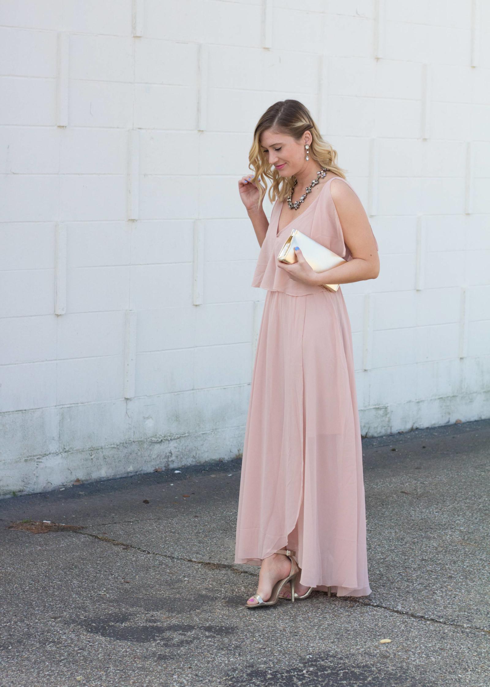 Spring Formal + Prom Inspiration - tons of picks under $75!   Gold-Hatted Lover