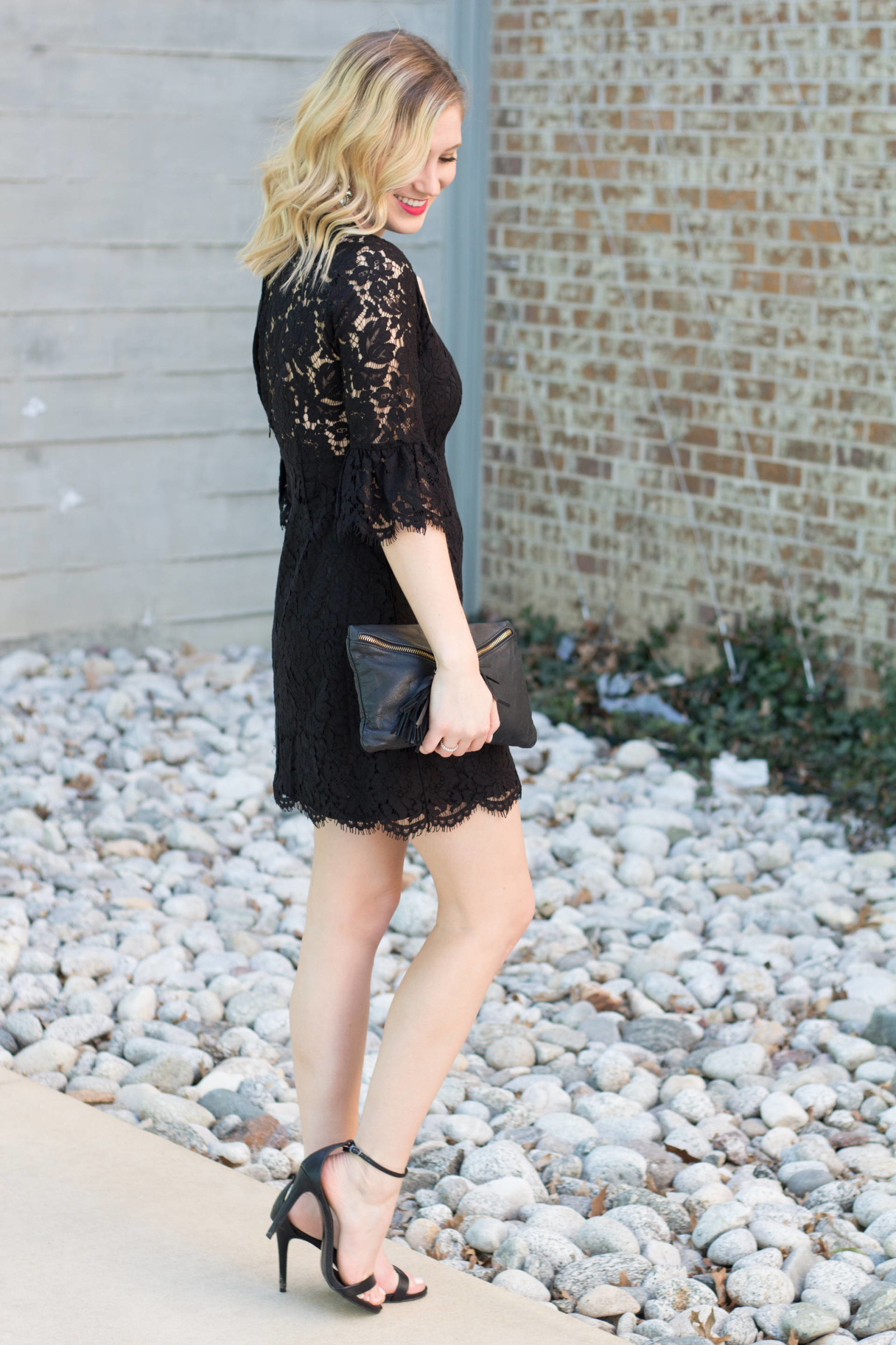 All-Over Lace | Gold-Hatted Lover