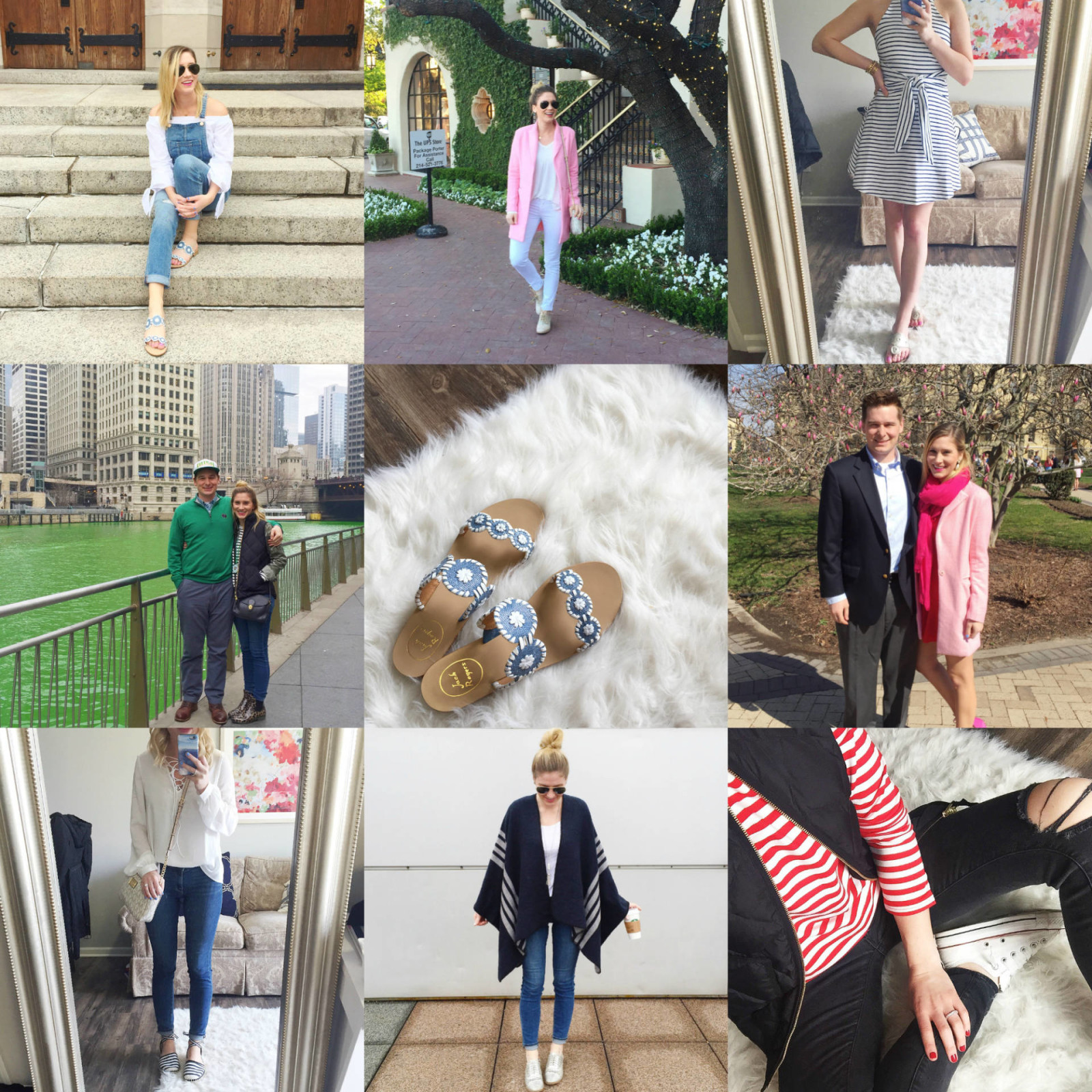 INSTAGRAM ROUNDUP – MARCH.