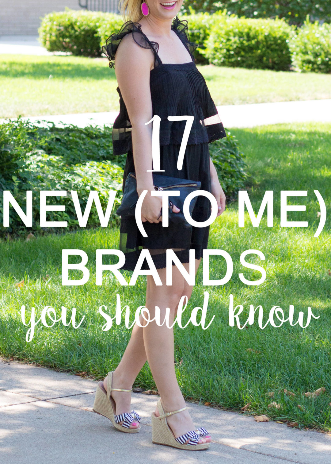 17 New (To Me) Brands You Should Know | Gold-Hatted Lover