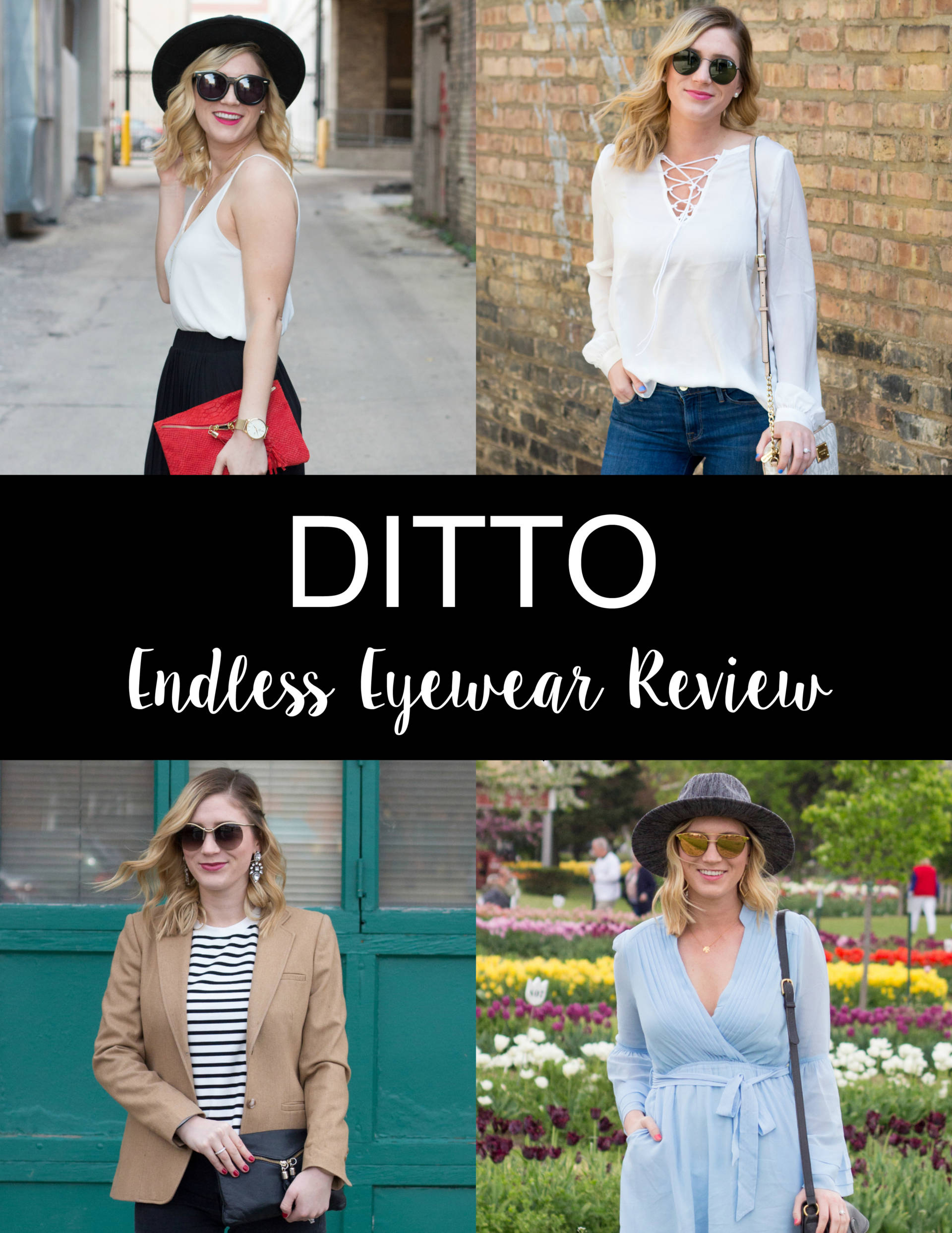 "Review of Ditto's ""Endless Eyewear"" Program + a Code for a Free Month! 