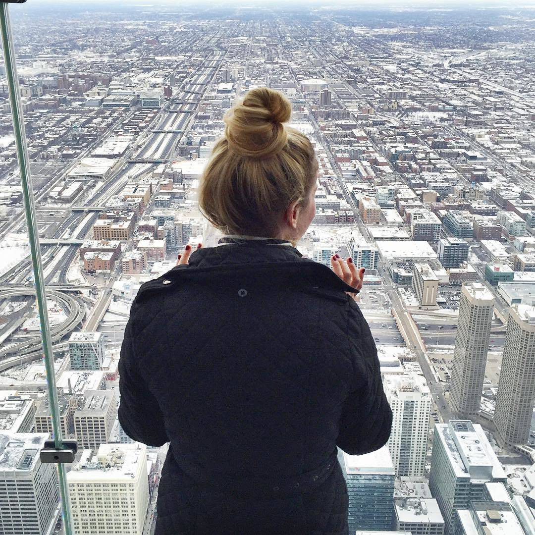 Skydeck Willis Tower Chicago