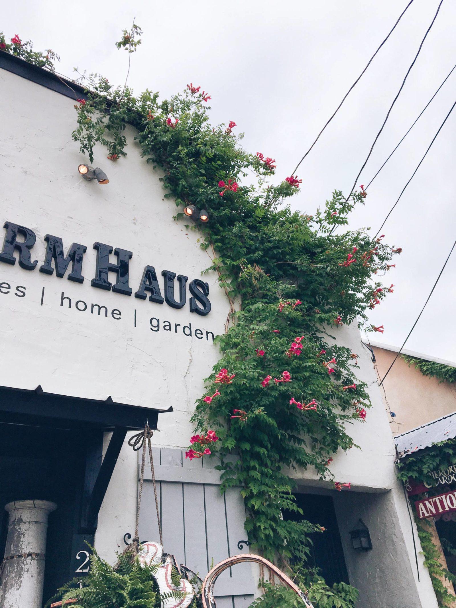 Farmhaus Fredericksburg Texas