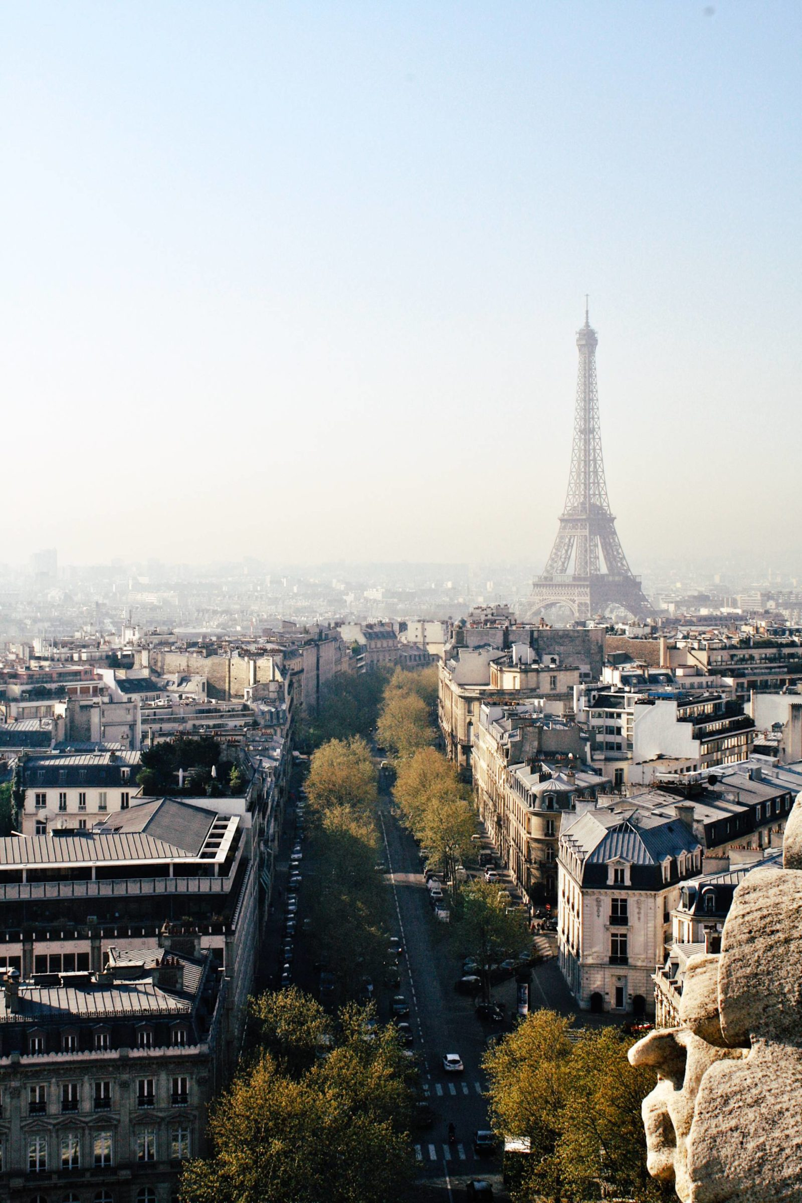 6 Unexpected Locations for a Fall Getaway - #4 Paris